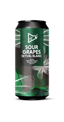 Funky Fluid Sour Grapes - Seyval Blanc