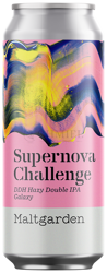 Maltgarden Supernova Challenge - DDH Hazy Double IPA Galaxy
